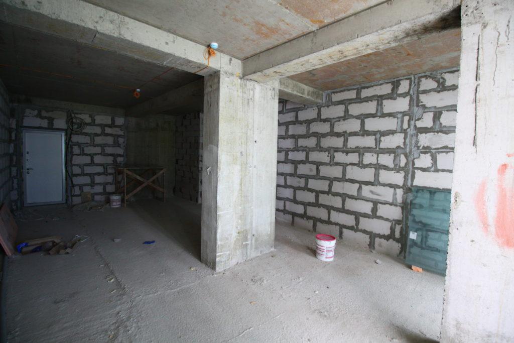 Квартира №1015 в ЖК Зазеркалье 5