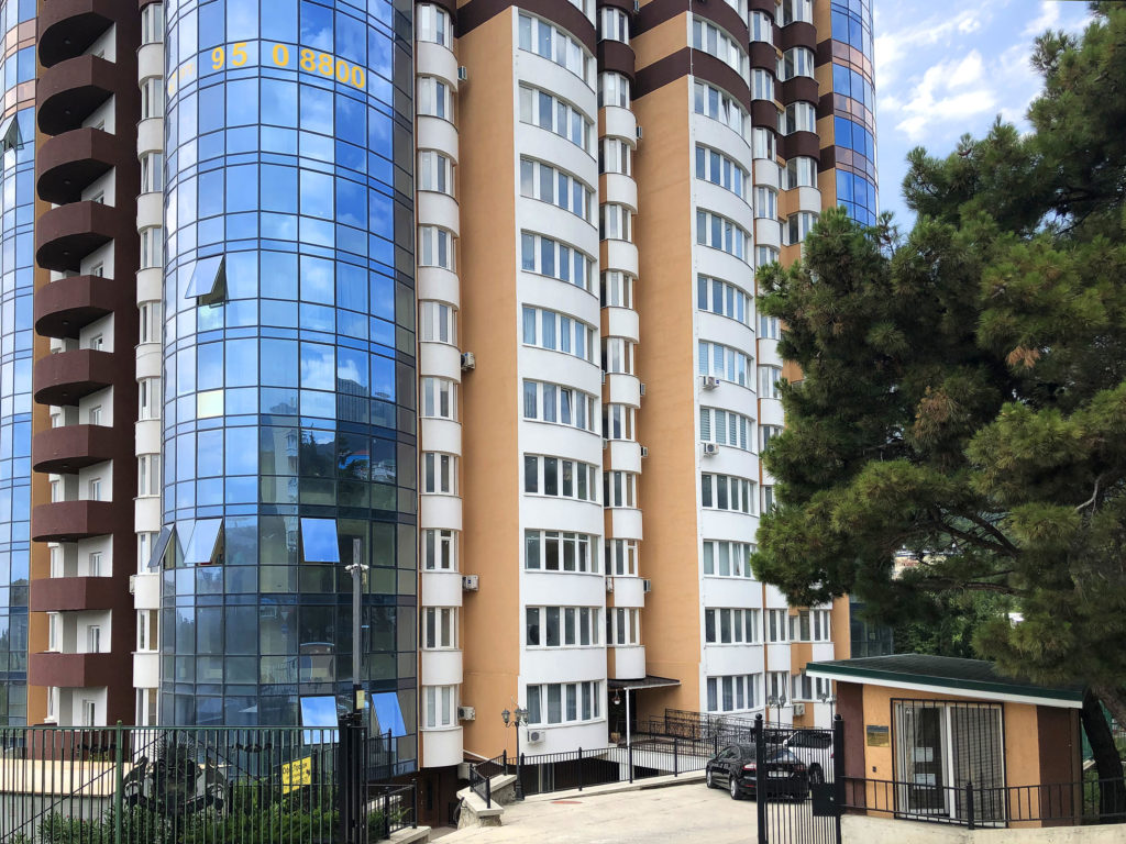 Квартира в ЖК Континент с ремонтом 9