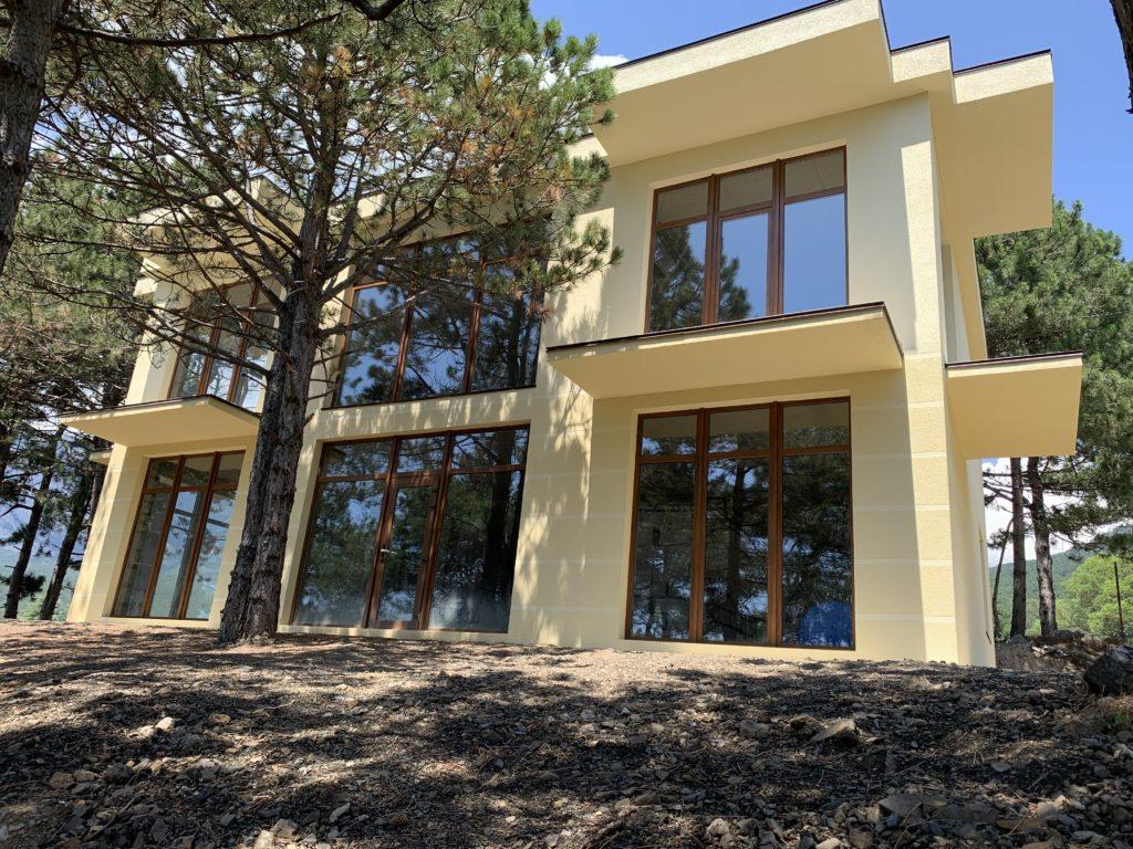 Купить дом 220 м2 на участке 5 соток в Ялте пгт. Гаспра 35