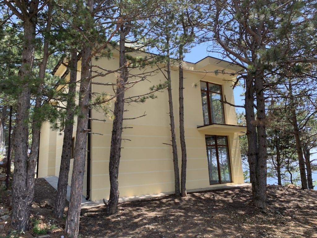 Купить дом 220 м2 на участке 5 соток в Ялте пгт. Гаспра 34