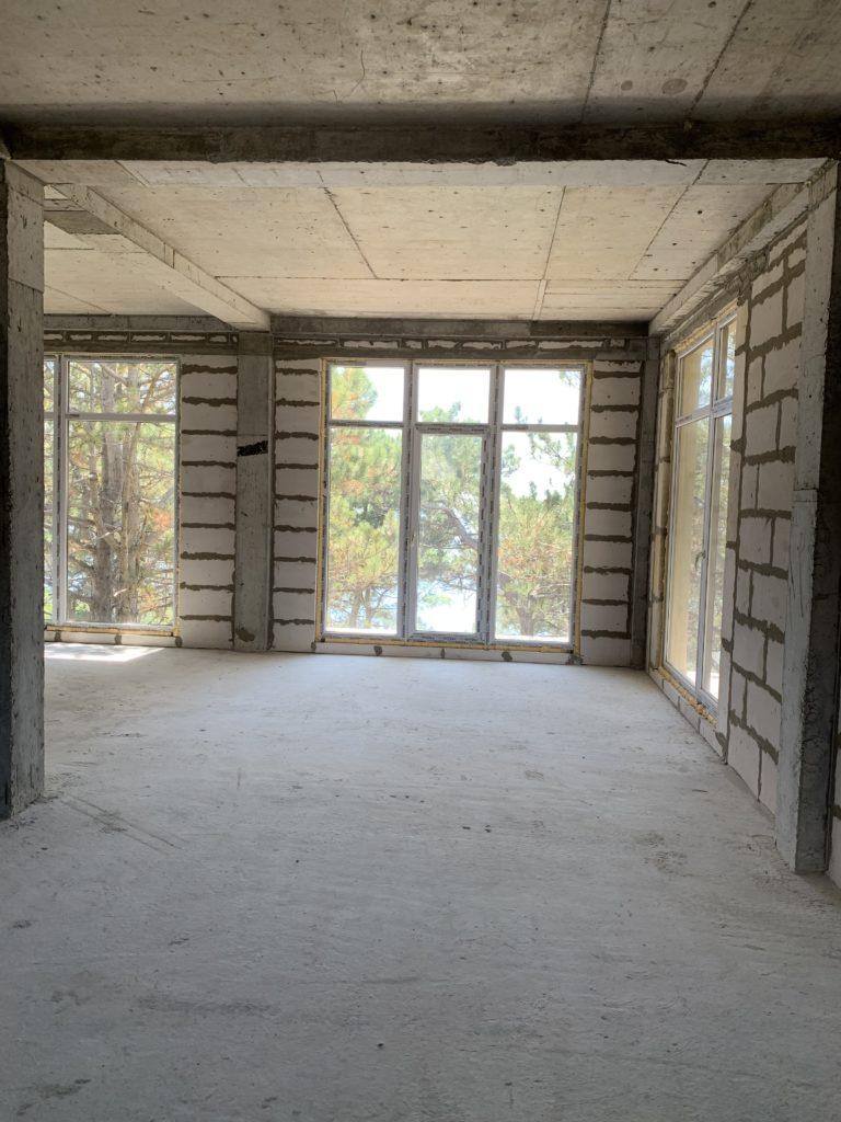 Купить дом 220 м2 на участке 5 соток в Ялте пгт. Гаспра 25