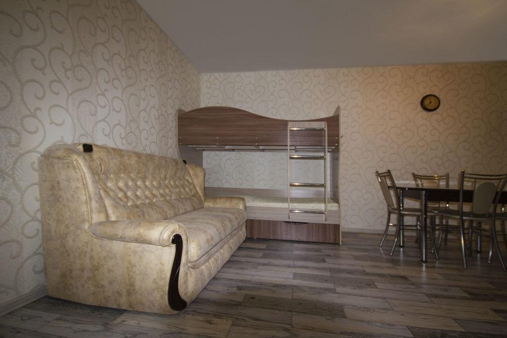 Квартира в ЖК Континент с ремонтом 5