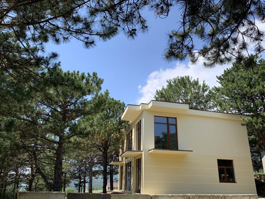 Купить дом 220 м2 на участке 5 соток в Ялте пгт. Гаспра 2
