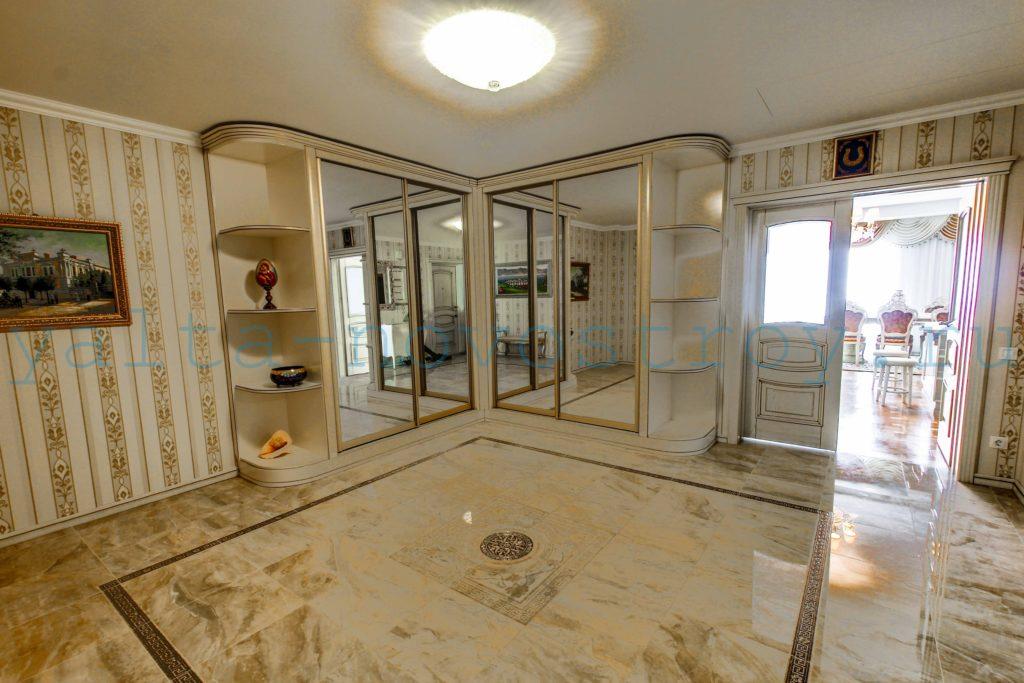 Продажа элитной квартиры 225 м2 в ЖК Ореанда Плаза 1