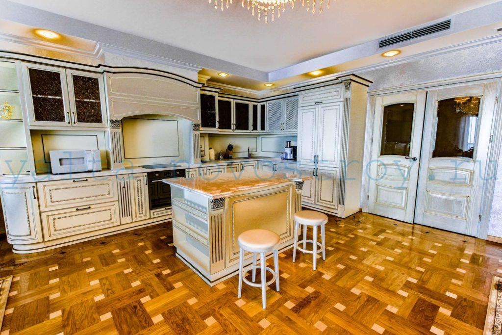 Продажа элитной квартиры 225 м2 в ЖК Ореанда Плаза 3