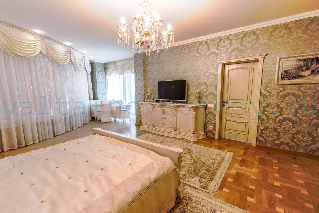 Продажа элитной квартиры 225 м2 в ЖК Ореанда Плаза 8