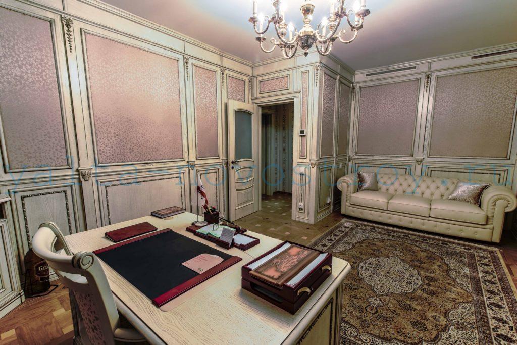Продажа элитной квартиры 225 м2 в ЖК Ореанда Плаза 13
