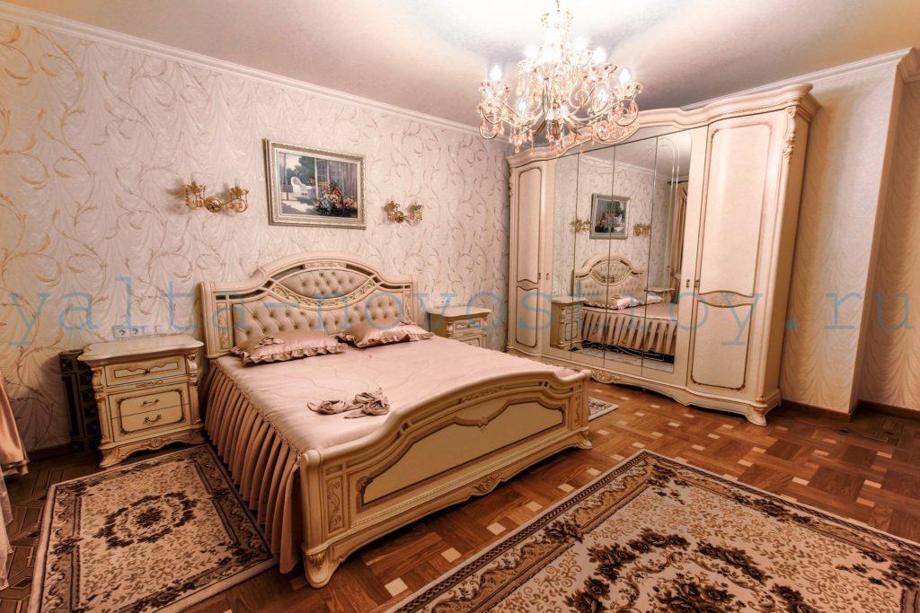 Продажа элитной квартиры 225 м2 в ЖК Ореанда Плаза 14