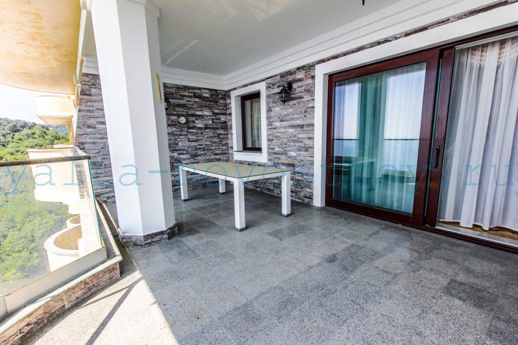 Продажа элитной квартиры 225 м2 в ЖК Ореанда Плаза 17