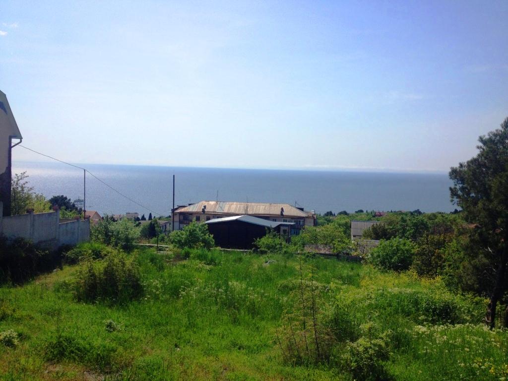 Участок 8,6 соток Ялта, п.Кацивелли с видом на море. 15