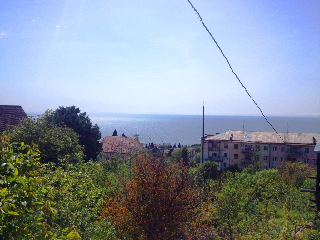 Участок 8,6 соток Ялта, п.Кацивелли с видом на море. 18