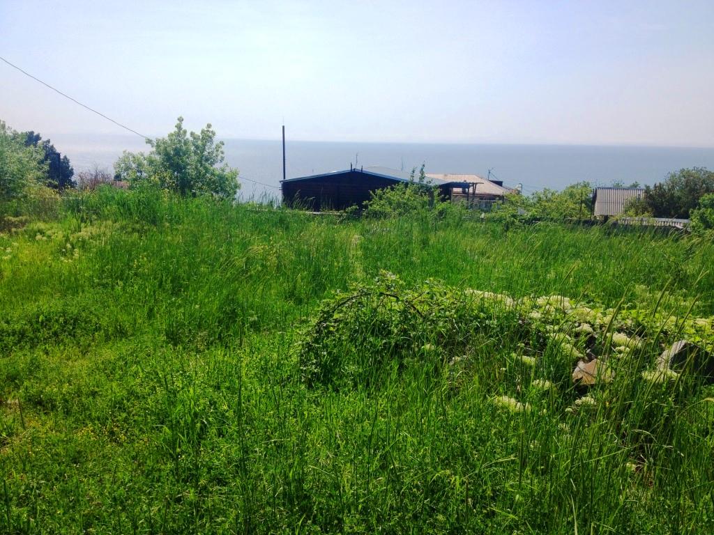 Участок 8,6 соток Ялта, п.Кацивелли с видом на море. 21