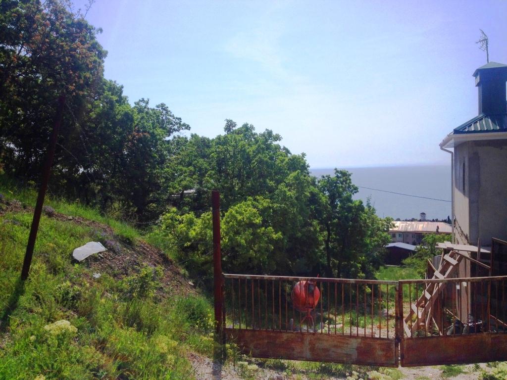 Участок 8,6 соток Ялта, п.Кацивелли с видом на море. 23