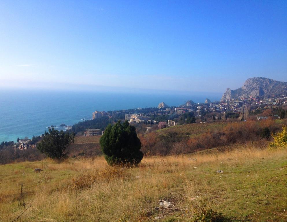 Участок 6 соток пгт.Симеиз с панорамным видом на море. 1