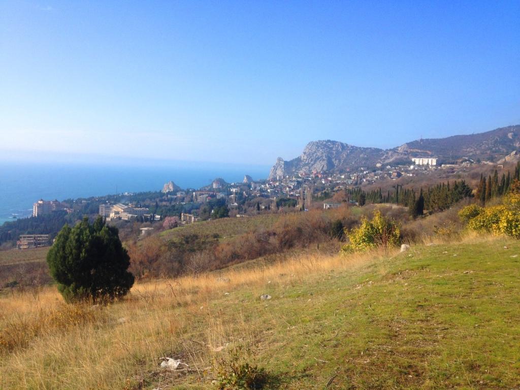 Участок 6 соток пгт.Симеиз с панорамным видом на море. 2