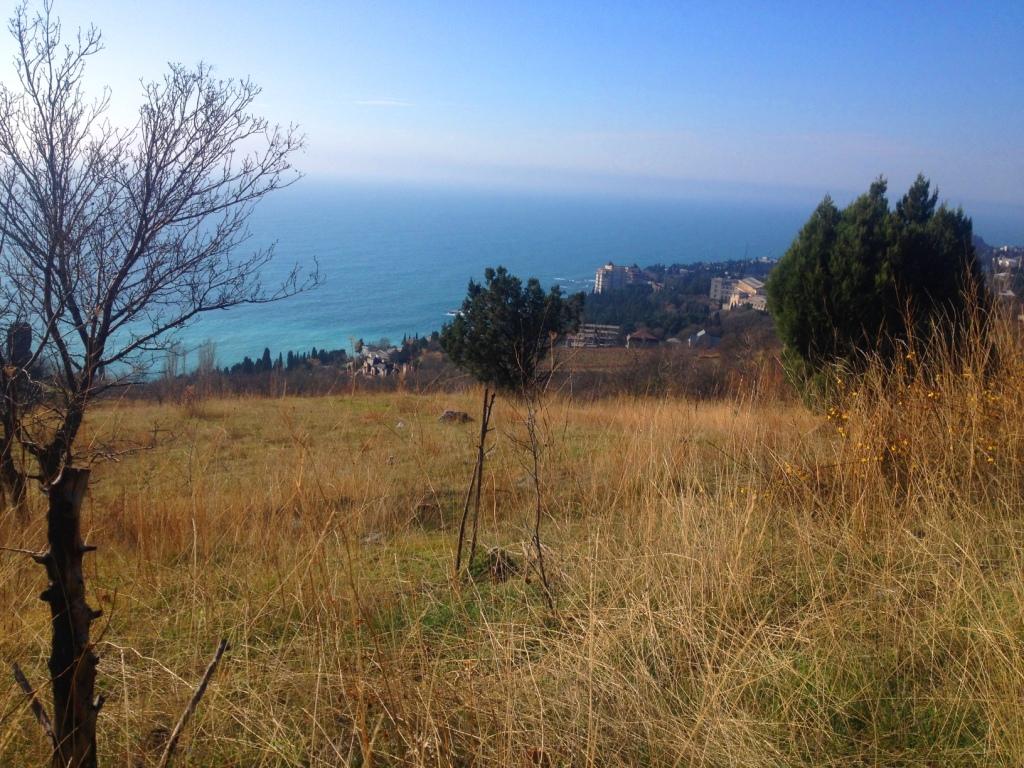 Участок 6 соток пгт.Симеиз с панорамным видом на море. 3