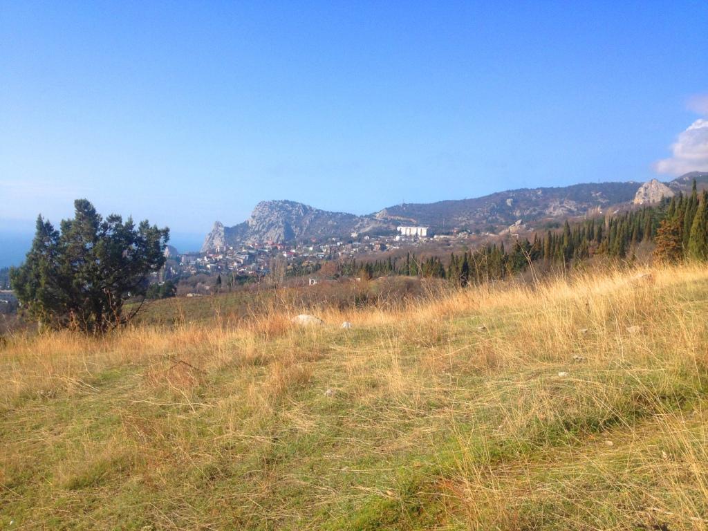 Участок 6 соток пгт.Симеиз с панорамным видом на море. 5