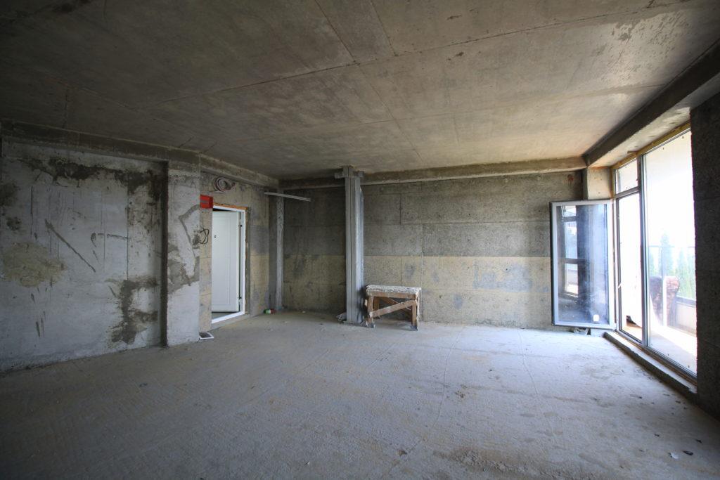 Квартира свободной планировки в ЖК Коста Мисхор 6