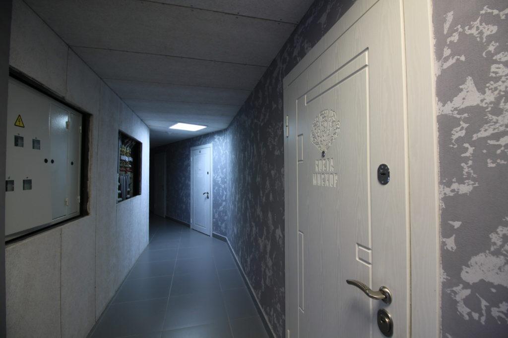 Квартира свободной планировки в ЖК Коста Мисхор 12
