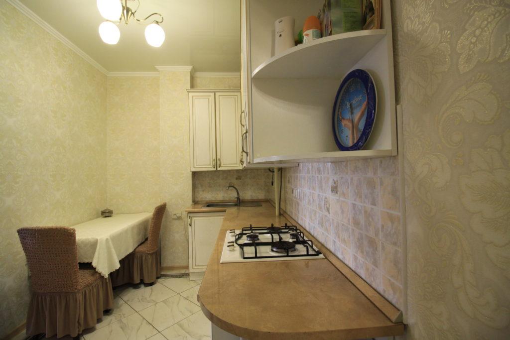Квартира с ремонтом в ЖК Долине Гор 10