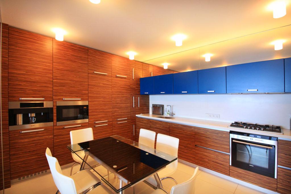 Дизайнерская квартира в ЖК Лазурный Элит 4