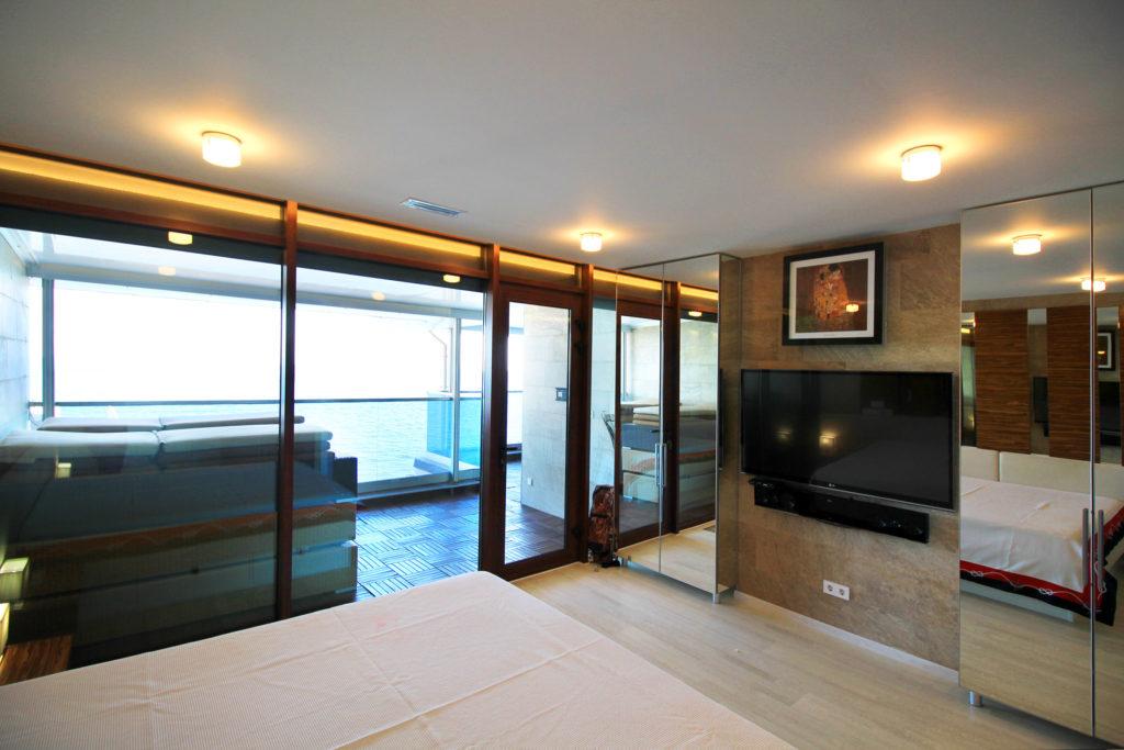 Дизайнерская квартира в ЖК Лазурный Элит 8