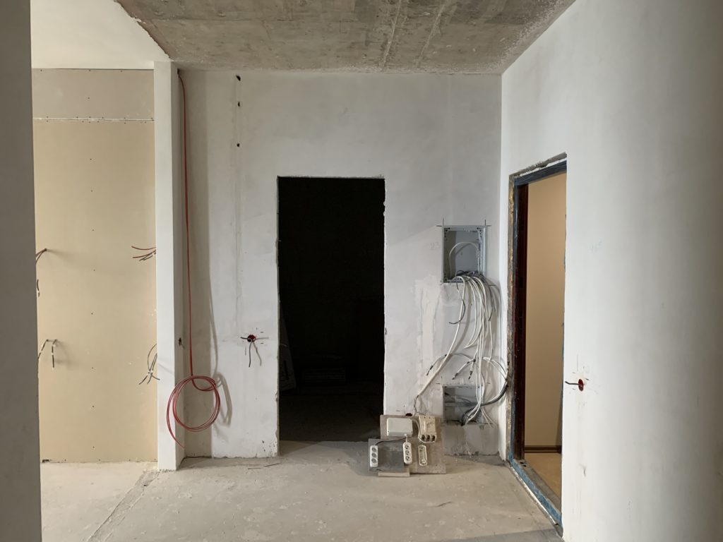 Квартира в жк Ореанда Плаза 140 м2 с прямым видом на море 3
