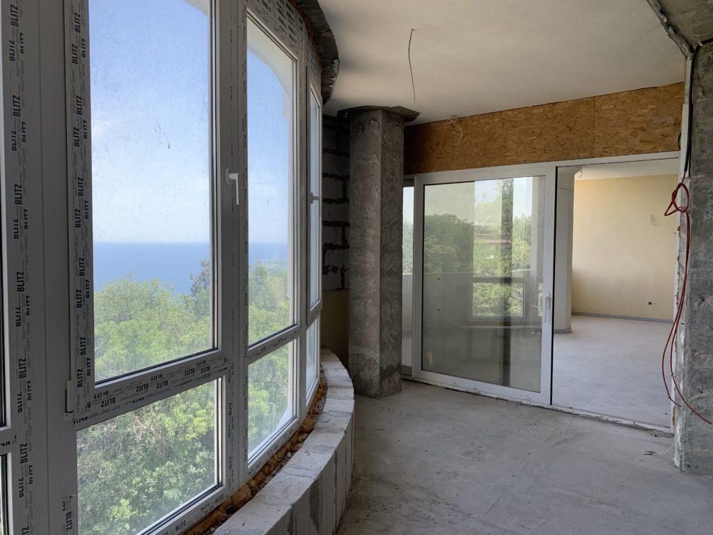 Квартира в жк Ореанда Плаза 140 м2 с прямым видом на море 15