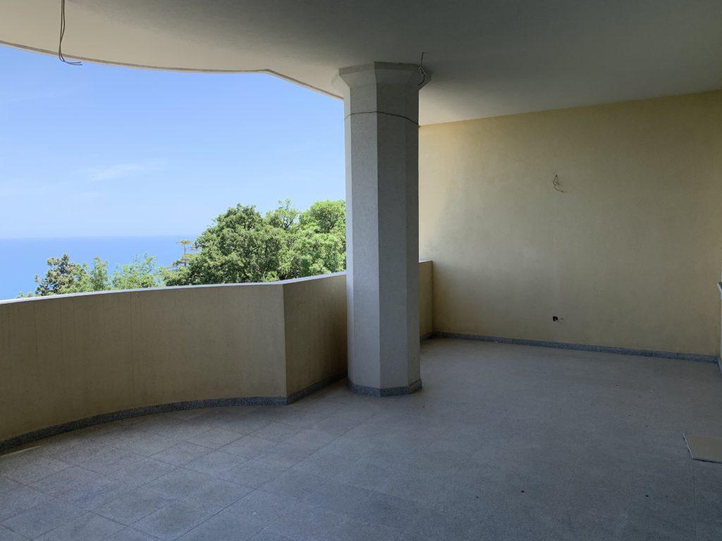 Квартира в жк Ореанда Плаза 140 м2 с прямым видом на море 16