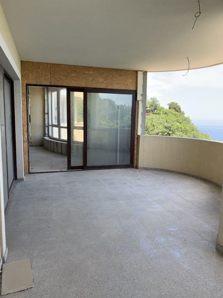 Квартира в жк Ореанда Плаза 140 м2 с прямым видом на море 21