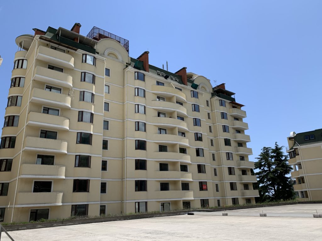 Квартира в жк Ореанда Плаза 140 м2 с прямым видом на море 24