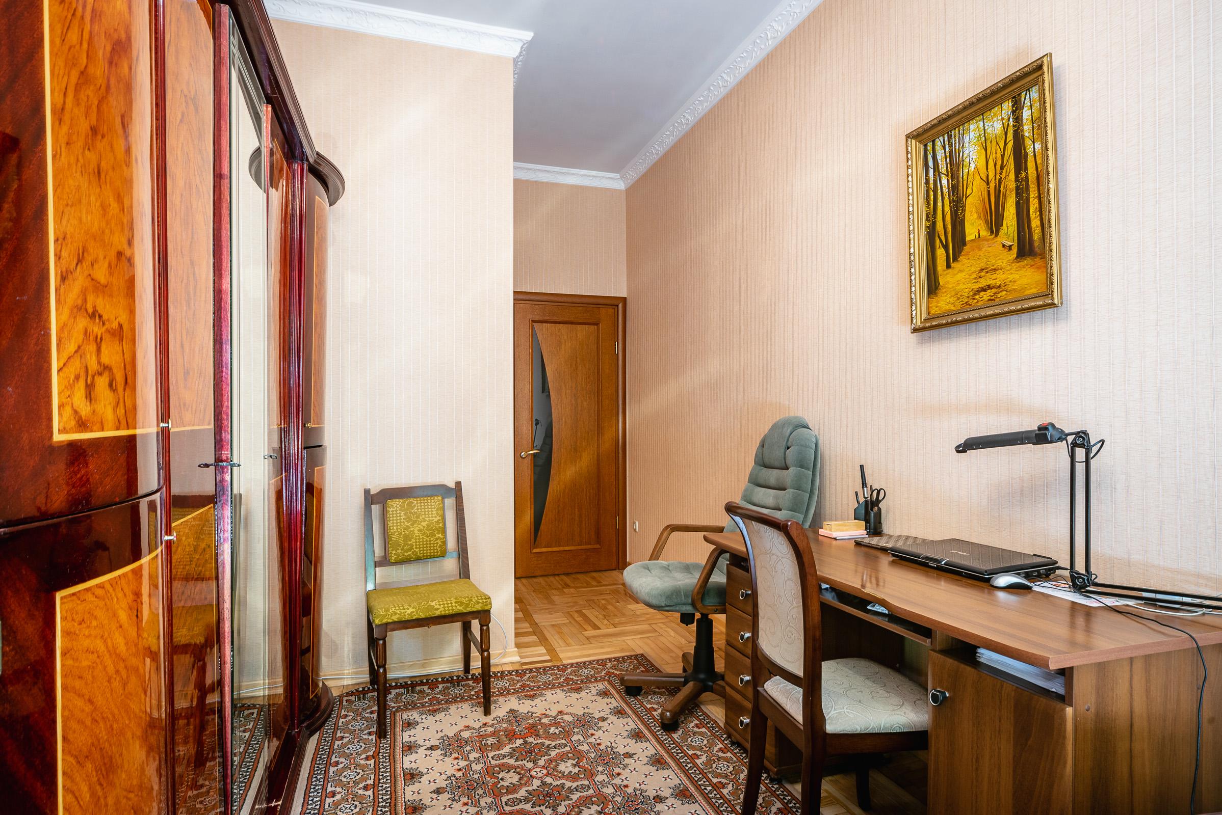 Квартира в историческом доме 17