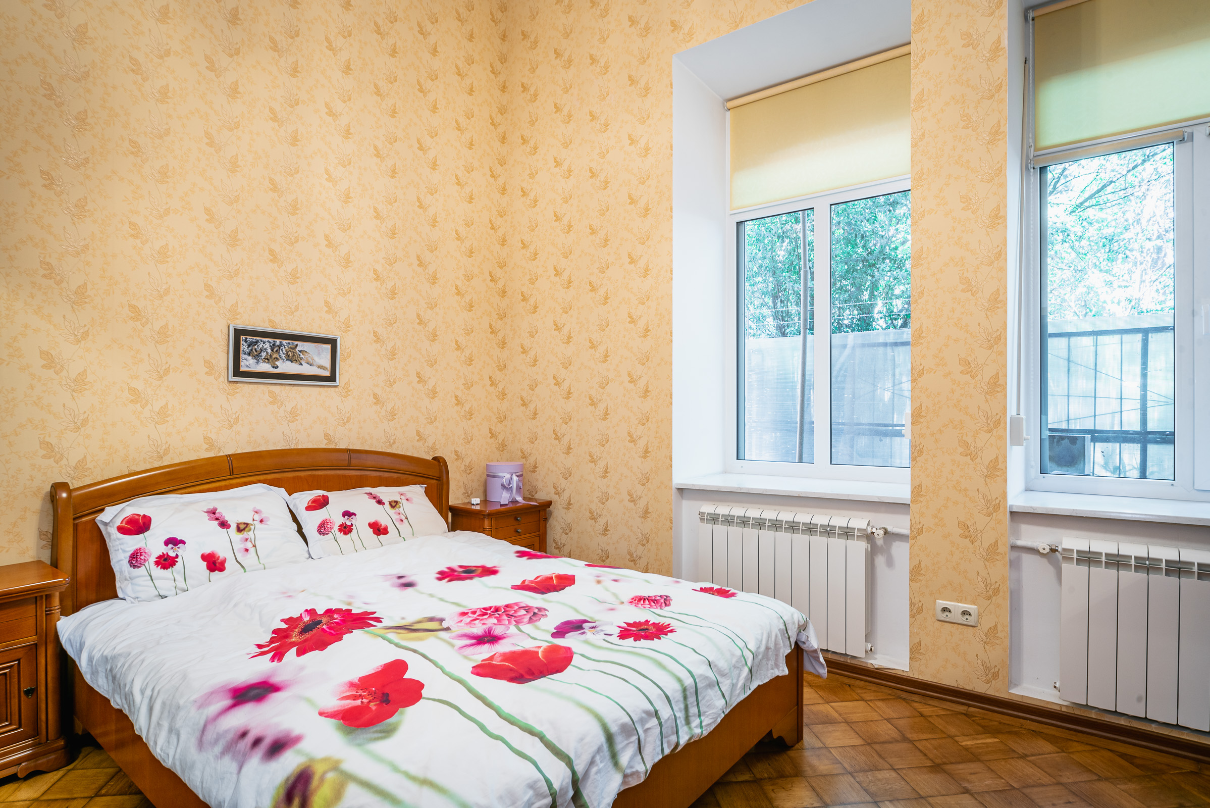 Квартира в историческом доме 18