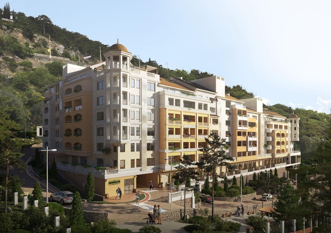 Квартира №76 в ЖК Монако 17