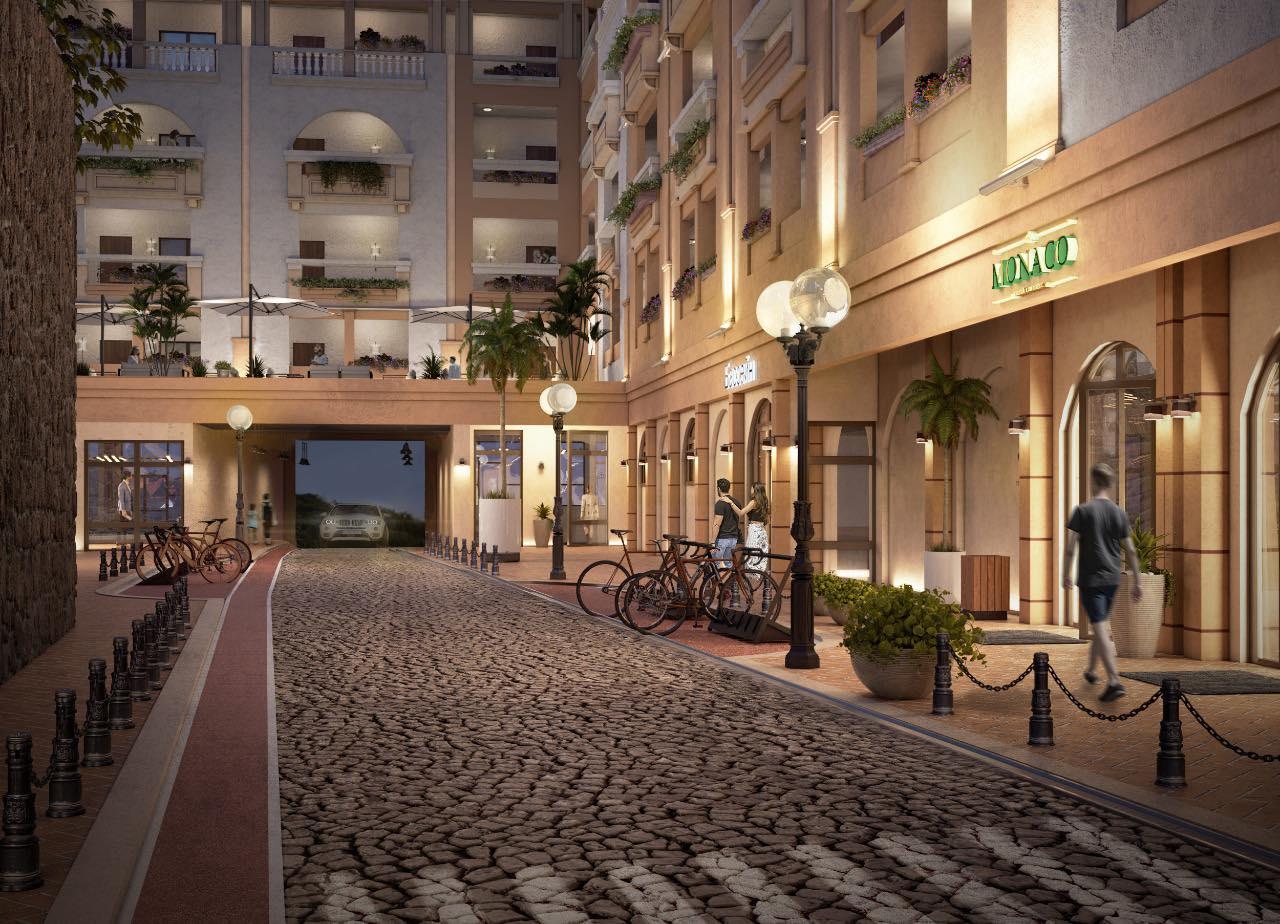 Квартира №76 в ЖК Монако 21