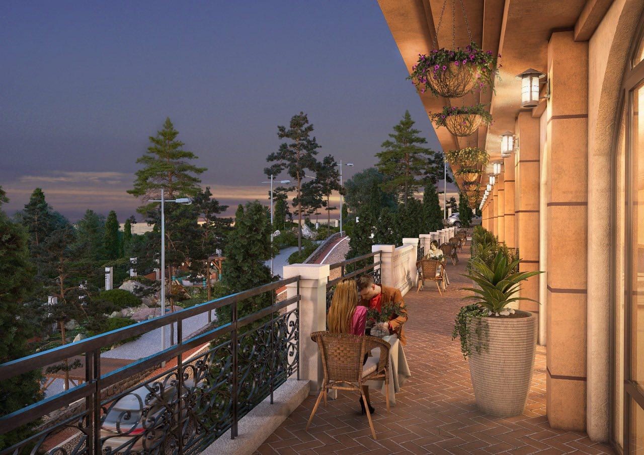 Квартира №65 в ЖК Монако 17