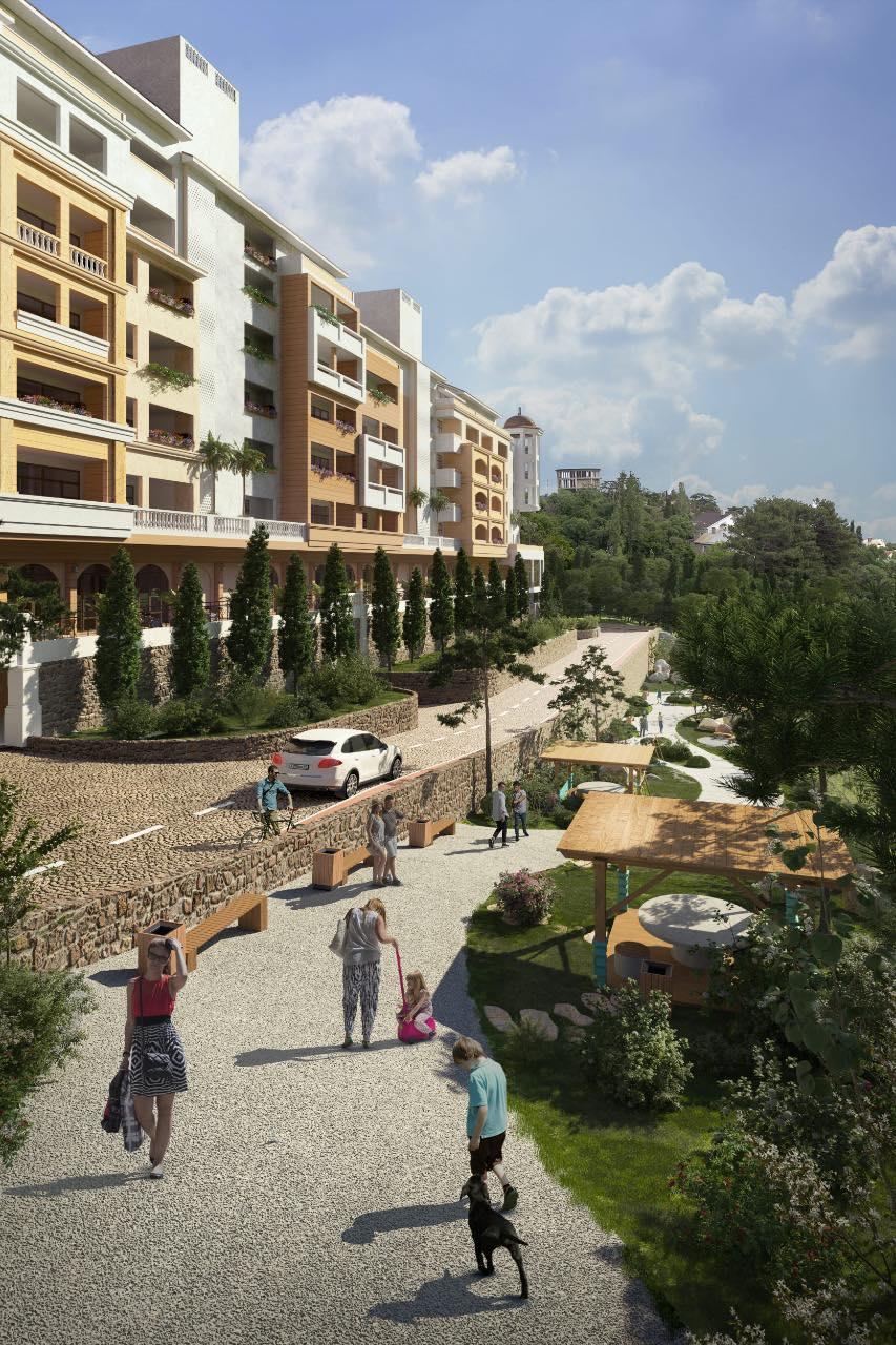 Квартира №76 в ЖК Монако 5