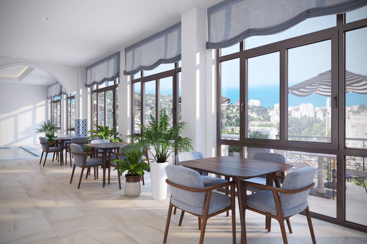 Квартира №57 в ЖК Монако 20