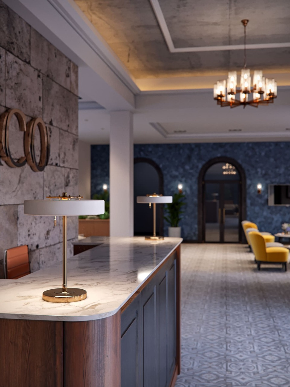 Квартира №60 в ЖК Монако 8