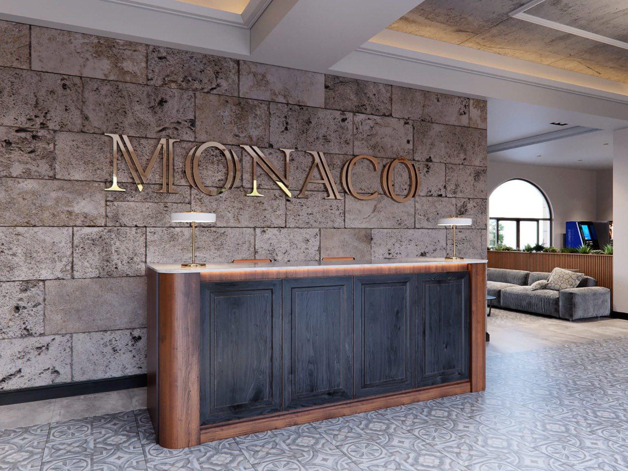 Квартира №8 в ЖК Монако 10