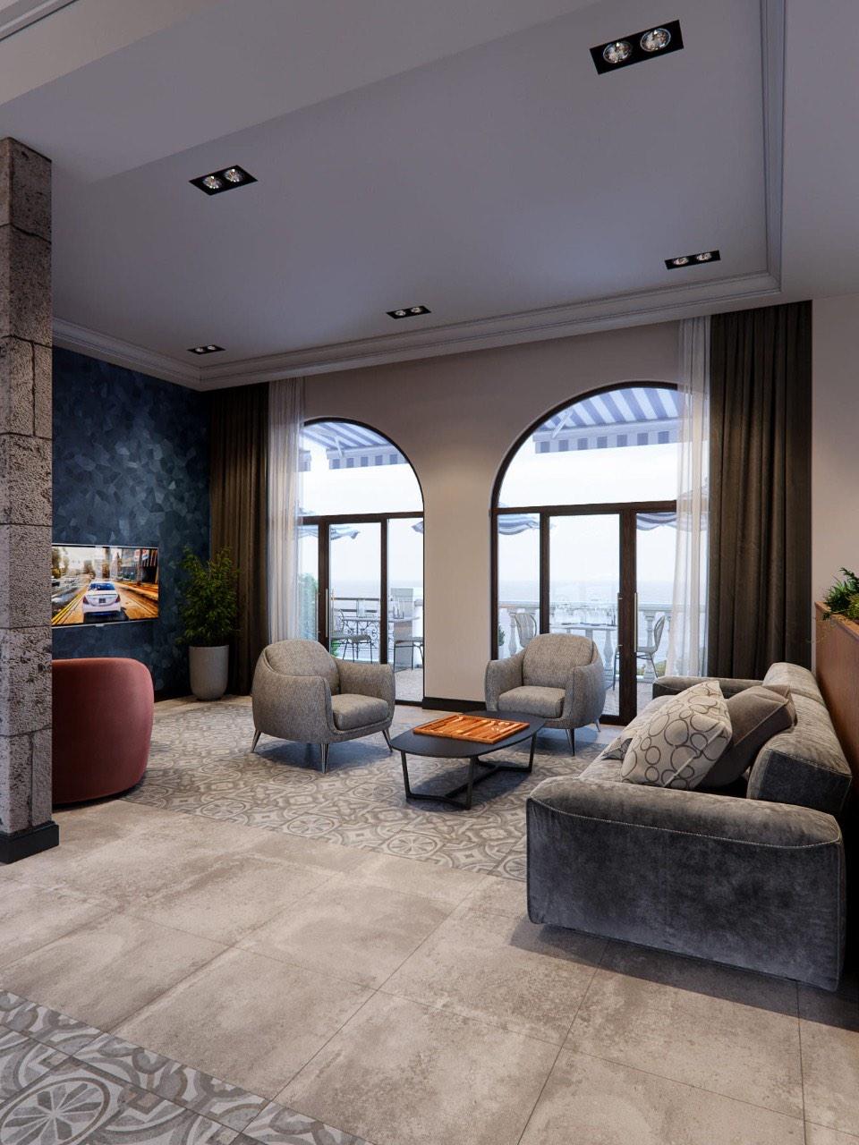 Квартира №59 в ЖК Монако 11