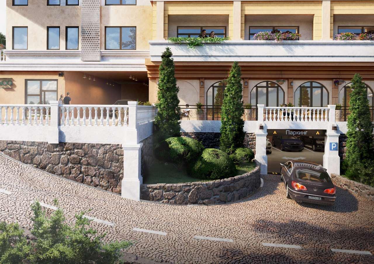 Квартира №65 в ЖК Монако 14