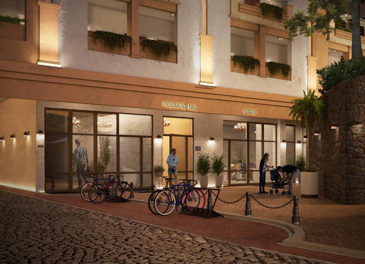 Квартира №52 в ЖК Монако 20