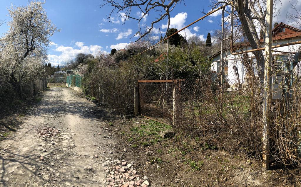 Продается земельный участок в Никите с видом на море 7