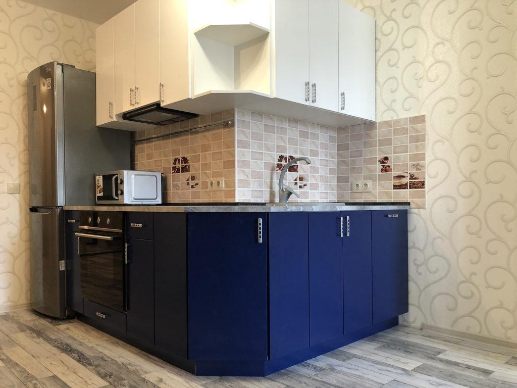 Двухкомнатная квартира в новом доме с ремонтом 1