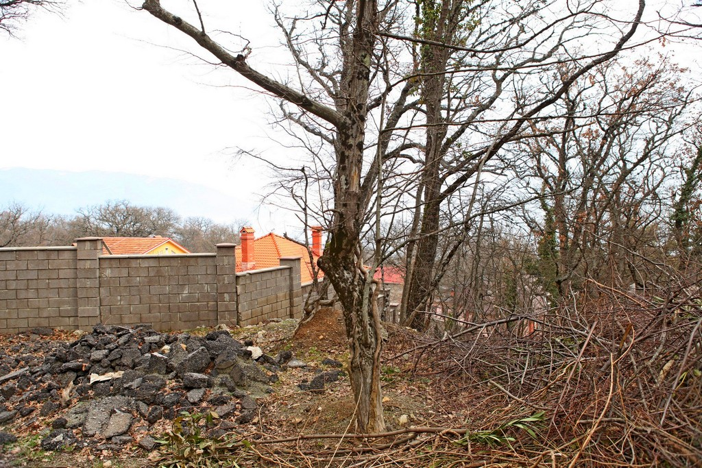 Продается земельный участок 12 соток в п Горное 6