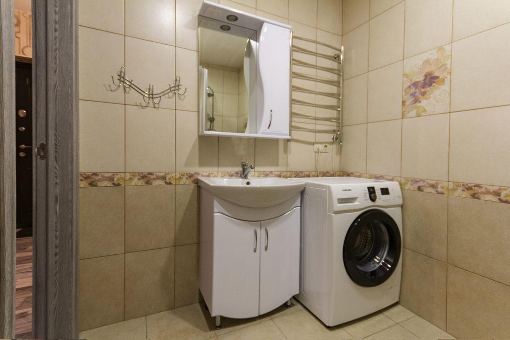 Двухкомнатная квартира в новом доме с ремонтом 16
