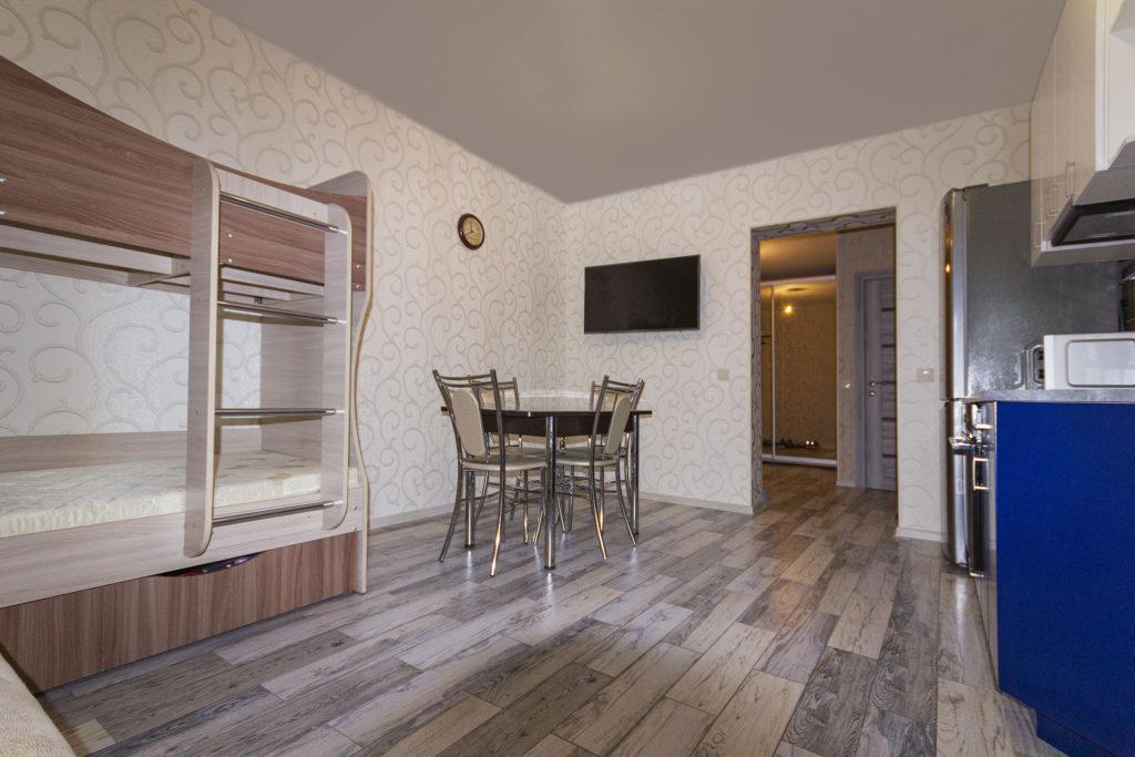 Двухкомнатная квартира в новом доме с ремонтом 18