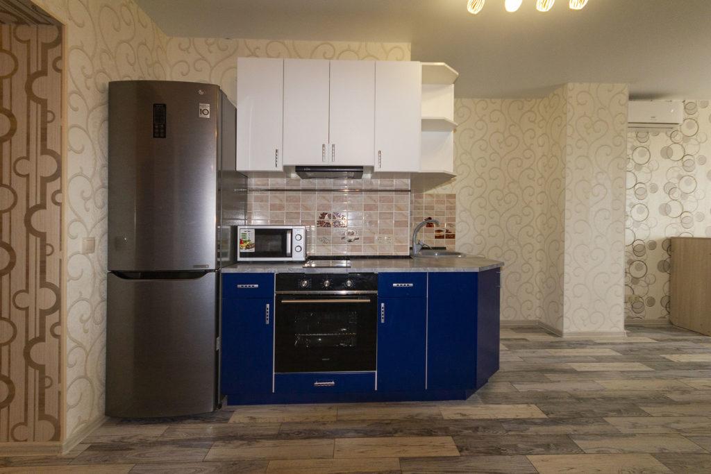 Двухкомнатная квартира в новом доме с ремонтом 20