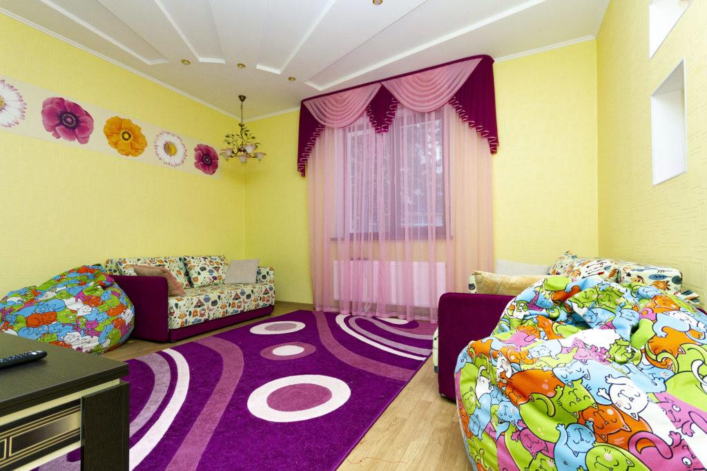 3-х комнатная квартира на Володарского 3